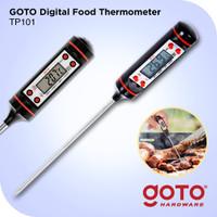 Goto TP 101 Digital Food Thermometer Pengukur Suhu Makanan