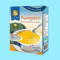 Lady anna soup instant soup cream of pumpkin (66g)