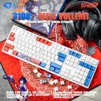 AKKO 3108 - SEELE VOLLEREI HONKAI IMPACT 3 EDITION - Gaming Keyboard
