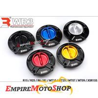Tutup Tangki WR3 R15 R25 R1 R6 MT25 MT09 XSR Fuel Cap