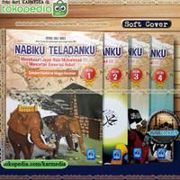 SET Nabiku Teladanku Set 4 Buku Lengkap - Pustaka Arafah - Karmedia