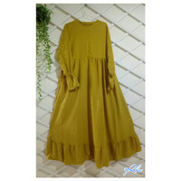 GAMIS REMPEL ANISA GOLD WOLFIS