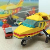LEGO City series 7732 Air Mail