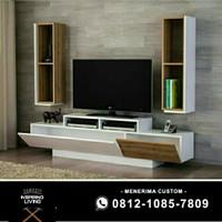 lemari tv/kabinet tv/rak meja tv