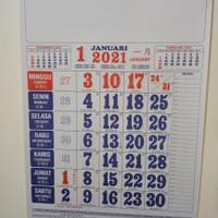 Kalender Kerja Medium (d'bana)