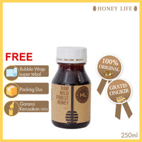 MADU ASLI HUTAN Honey Life   suku baduy  MADU MURNI   FOREST HONEy