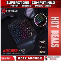Fantech K512 Archer Single Hand Keyboard Gaming