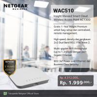 Netgear WAC510 Wireless Access Point AC1200 Garansi 1 Tahun
