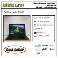 Dell Latitude E7450 |Core i5-Gen 5 |Camera |FHD |LCD IPS - RAM 8-HDD 500