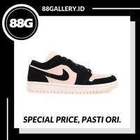 Nike Air Jordan 1 Low Black Guava Ice 100% Original