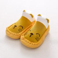 TSC - Kaos Kaki Anti Slip Bayi Motif Karakter Hewan Korea Sepatu