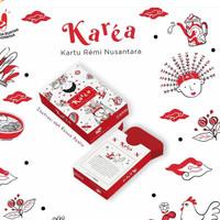 Karea (Kartu Remi Nusantara) + bonus pouch & postcard