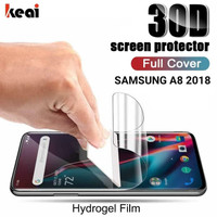 HYDROGEL OPPO F7 YOUTH ANTI GORES SCREEN PROTECTOR FULL COVER