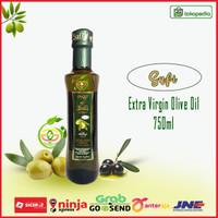 Minyak Zaitun Extra Virgin Olive Oil (EVOO) SUFI 750 ml