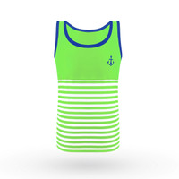 Flyman Tank Top Striped FMA 3147