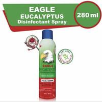 EAGLE EUCALYPTUS SPRAY ORIGINAL CAP LANG 280ML