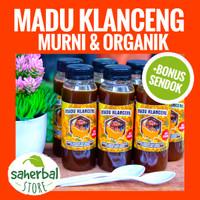 Madu Klanceng / Lanceng / Trigona Murni 100% + BONUS WEDANG UWUH
