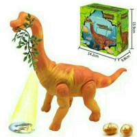 Mainan Dinosaurus Bertelur Will Lay Eggs Dinosaurs No.66050