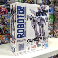 RoDa Robot Damashi Gundam F91 Evolution Spec