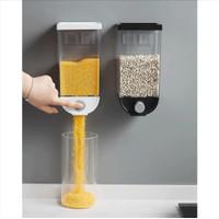 Dispenser Beras Pasta Sereal Kacang Gandum