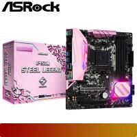ASROCK B450M STEEL LEGEND PINK EDITION | Motherboard AMD Ryzen AM4