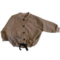 Simple Oversize Girl Jacket - MOEJOE