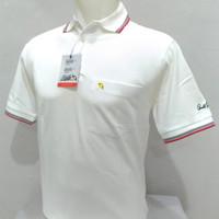 Kaos Kerah Polo Shirt Pria ARNOLD PALMER 100% ORIGINAL PUTIH