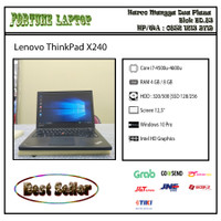 Lenovo ThinkPad X240 |Core i7-Gen 4 |RAM 8 GB |SSD SATA 2242 | Camera