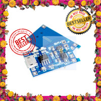 TP4056 1A Li-Ion Battery Charging Board Micro USB With Current Protect