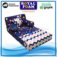 Sofa Bed Busa Royal Foam 200x90x20 cm Garansi 10th Khusus Tangerang