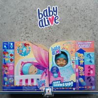 Baby Alive BABY GROWS UP Bisa Bertumbuh Interaktif Canggih Suara