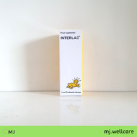 Interlac Probiotik Drops 5 ml