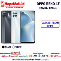 OPPO RENO 4F RAM 8/128 GARANSI RESMI OPPO INDONESIA