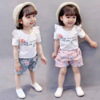 SET IMPORT SUMMER GIRL 2505 Bayi Baju Anak Perempuan