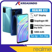 Realme C17 6/256 Ram 6gb Internal 256gb Garansi Resmi