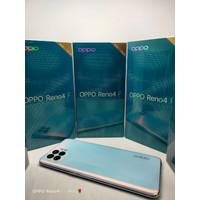 Oppo reno 4f 8/128 new garansi resmi oppo 1tahun