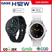 Oase Smartwatch H12W/Jam Tangan Oase Waterproof Original Garansi Resmi