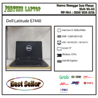 Dell Latitude E7440 |Core i5-Gen 4 |Camera - RAM 4-HDD 500