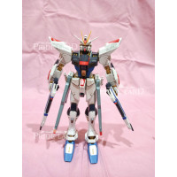 MG ZGMF-X20A Strike Freedom Gundam Full Burst Mode Bandai