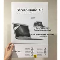 Anti Gores Screen Protector Guard New Macbook Air 13 inch 2020 A2179