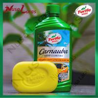 Turtle Wax Carnauba Liquid Wax 473 ml