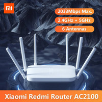 XIAOMI REDMI AC2100 Dual WiFi Gigabit Router 128Mb up to 2033Mbps