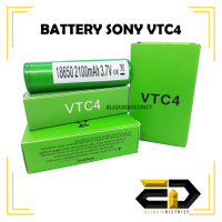 SONY VTC4 BATTERY 18650 AUTHENTIC