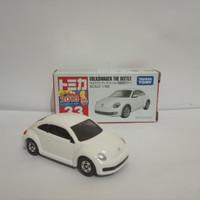 Tomica No 33 VW Volkswagen the beetle diecast mobil takara tomy murah