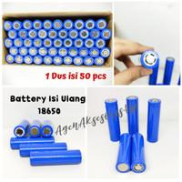 Baterai 18650 Isi Ulang Kipas Angin Mini VAPE Notebook DVD Portable