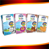 Susu UHT Ultra Mimi Kids 125ml - FullCream