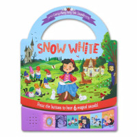 Snow White Carry Along Fairy Tales Sounds Board Book. Buku Anak Import