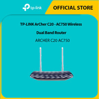 Wifi Router TP-Link Archer C20 TPLink AC750 WiFi Wireless Dual Band