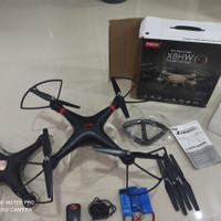 Drone legendaris Syma X8HW banyak bonus