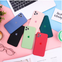 CASE IPHONE 11 11 PRO 11 PRO MAX SILICONE FULL LENS CAMERA PROTECTION